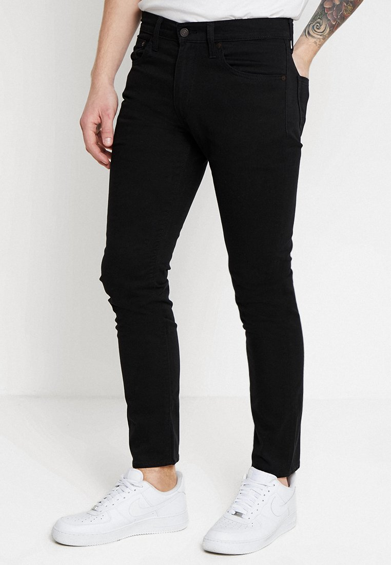 Levi's® - 512™ SLIM TAPER FIT - Slim fit jeans - black