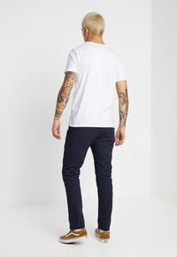 Levi's® - 502™ TRUE - Kalhoty - nightwatch blue sorbtek - 2