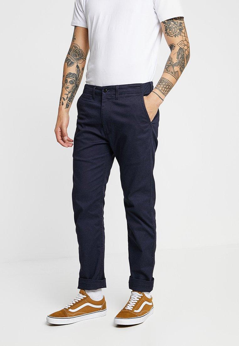 Levi's® - 502™ TRUE - Kalhoty - nightwatch blue sorbtek