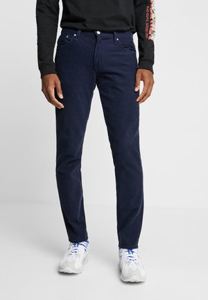 511™ SLIM FIT - Kangashousut - nightwatch blue warp