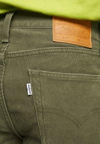 Levi's® - 511™ SLIM FIT - Kalhoty - olive night - 4
