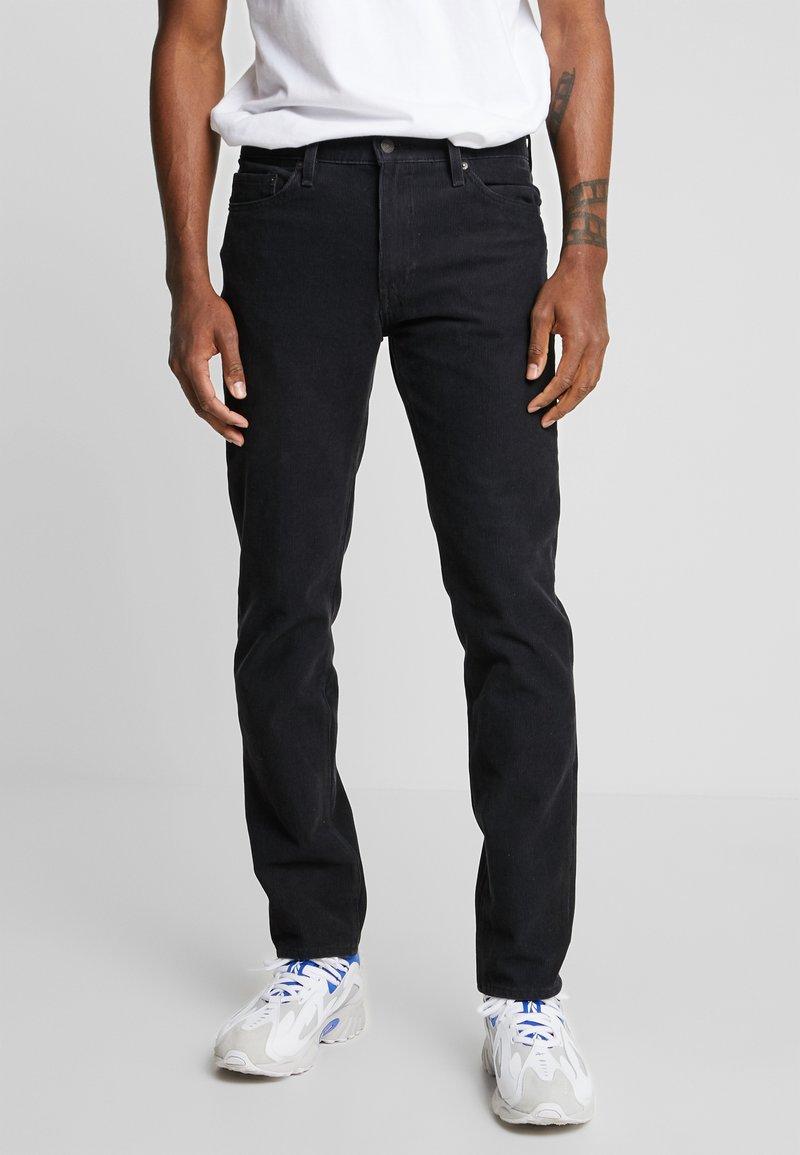 Levi's® - 511™ SLIM FIT - Spodnie materiałowe - caviar warp