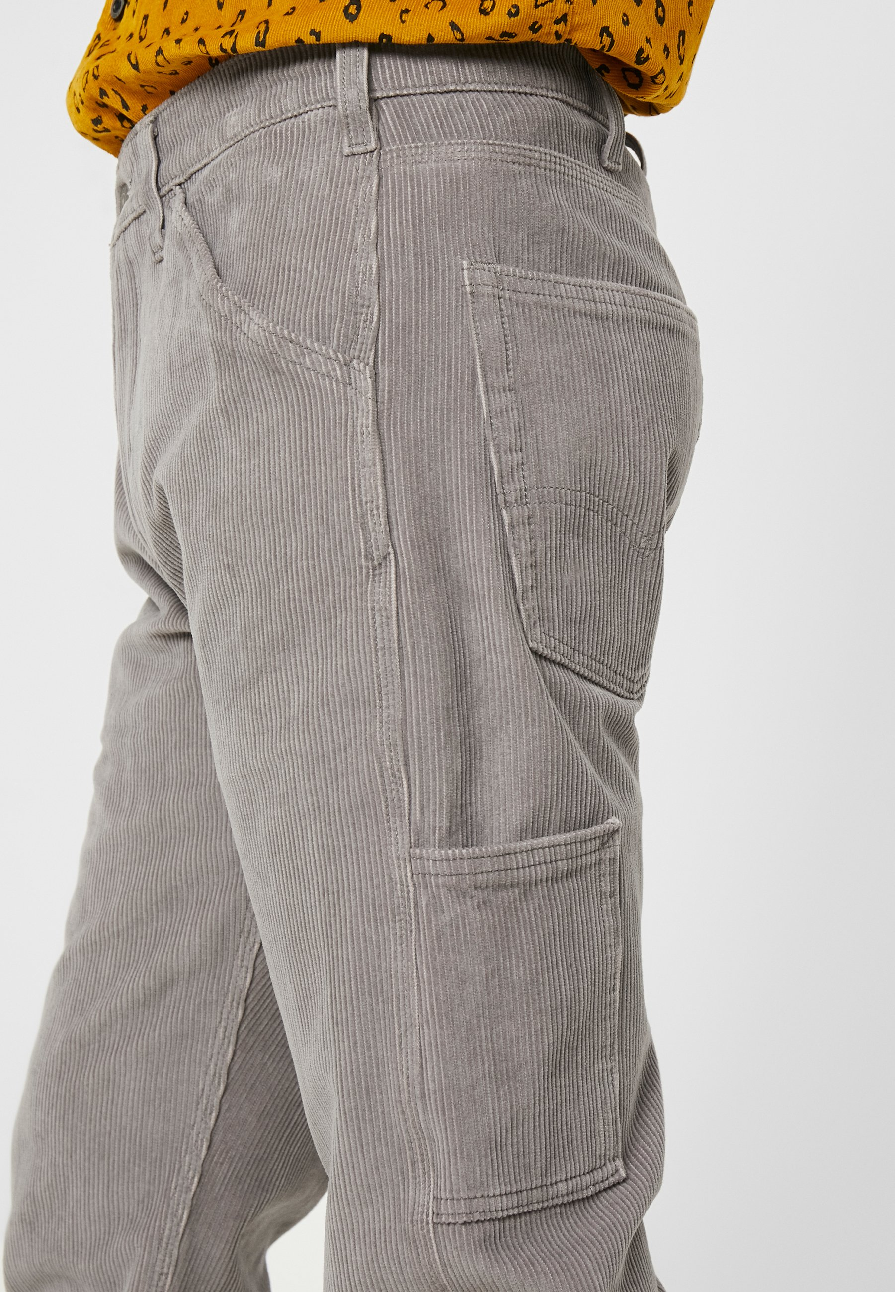 Levi's® 502™ CARPENTER PANT - Pantaloni - steel grey