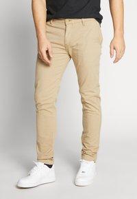 Levi's® - XX CHINO SLIM II - Chino kalhoty - true chino shady - 0
