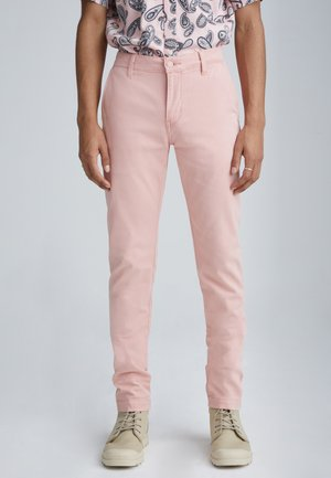XX CHINO SLIM II - Chinot - rose tan shady