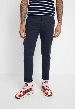 XX CHINO SLIM II - Chinot - baltic navy shady