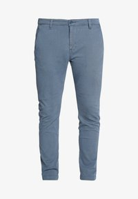 Levi's® - XX CHINO SLIM II - Chinosy - dark slate shady - 3