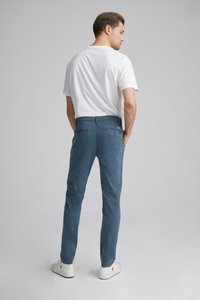 Levi's® - XX CHINO SLIM II - Chinosy - dark slate shady - 2