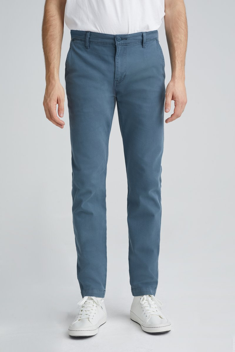 Levi's® - XX CHINO SLIM II - Chinos - dark slate shady
