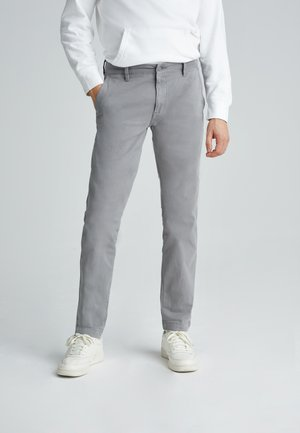 XX CHINO STD II - Pantalones chinos - steel grey shady