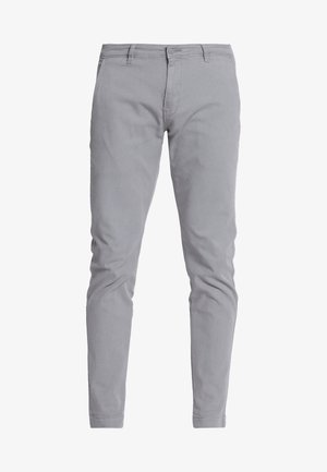 Chinos - steel grey shady
