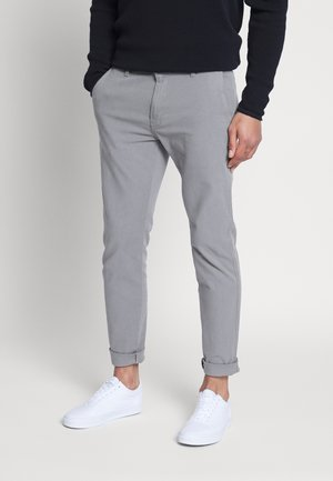 Chino - steel grey shady