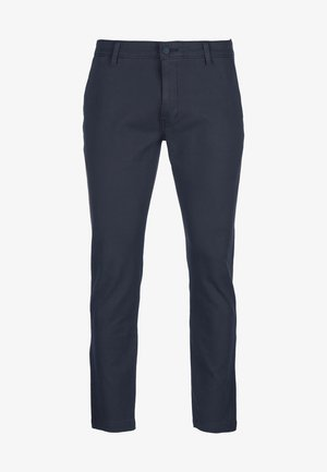 Trousers - baltic navy shady
