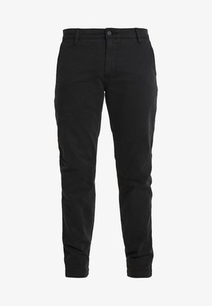 XX CHINO STD - Bukse - mineral black shady