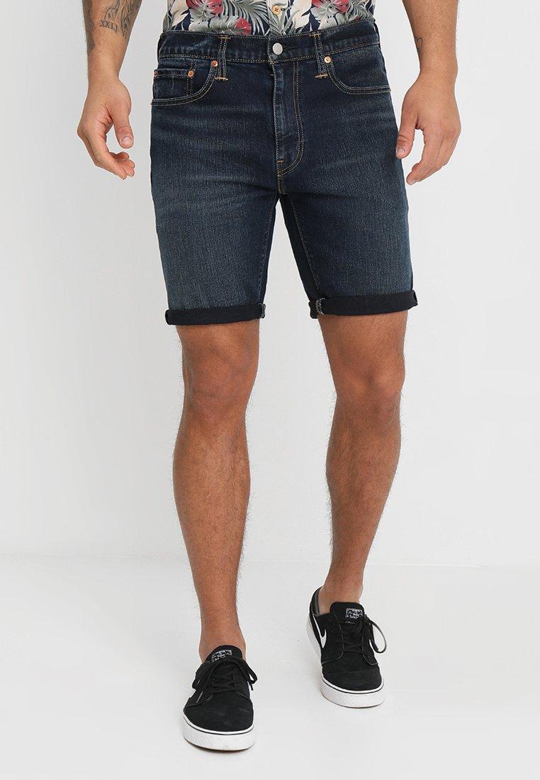 Levi's® - 502 TAPER HEMMED - Jeans Shorts - martin short