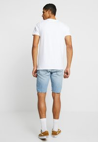Levi's® - 501® HEMMED SHORT - Jeans Short / cowboy shorts - blue - 2