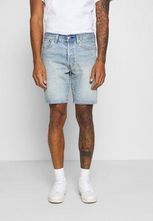 501® HEMMED SHORT - Jeans Short / cowboy shorts - island stream