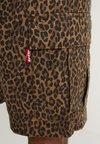 Levi's® - CARGO - Shorts - patchy cheetah back