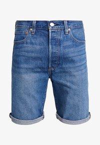 Levi's® - 501® HEMMED  - Shorts vaqueros - nashville - 4