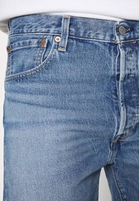 Levi's® - 501® '93 SHORTS - Szorty jeansowe -  blue denim - 5