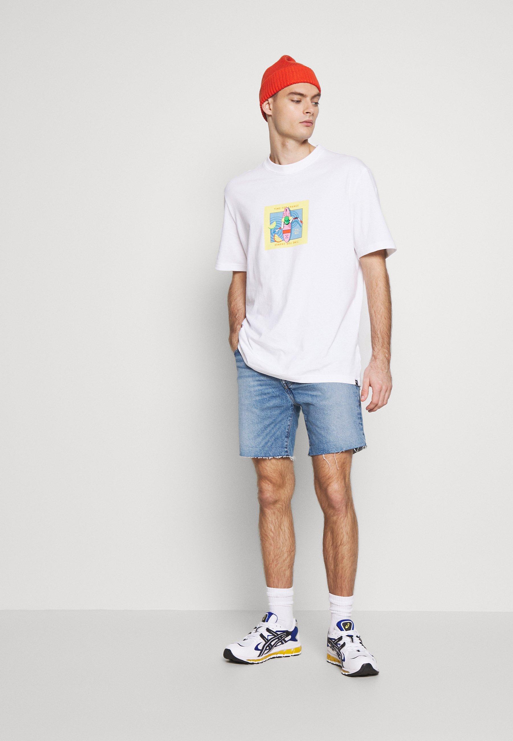 Levi's® X SUPER MARIO 501® '93 SHORTS Short en jean blue
