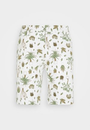 TAPER - Shorts - nephrite olive night
