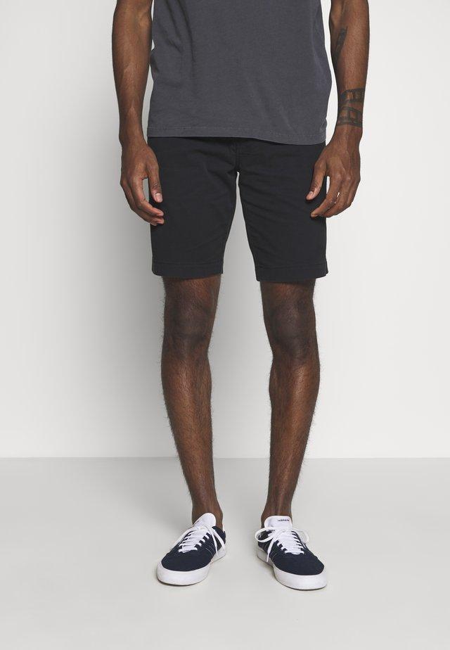 TAPER - Shorts - mineral black