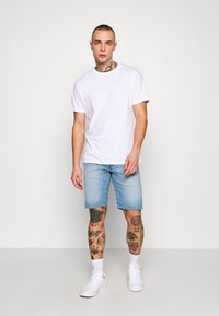 Levi's® - 501 ORIGINAL SHORTS - Jeansshort - bratwurst ltwt shorts - 1