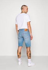 Levi's® - 501 ORIGINAL SHORTS - Farkkushortsit - bratwurst ltwt shorts - 2