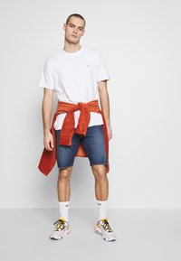 Levi's® - 501 ORIGINAL SHORTS - Szorty jeansowe - roast beef - 1