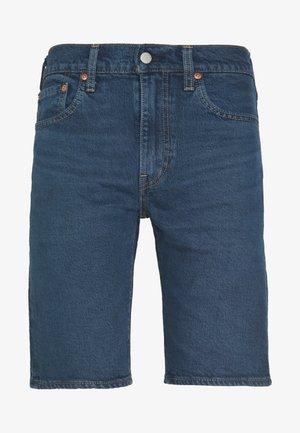 Short en jean - dark-blue denim