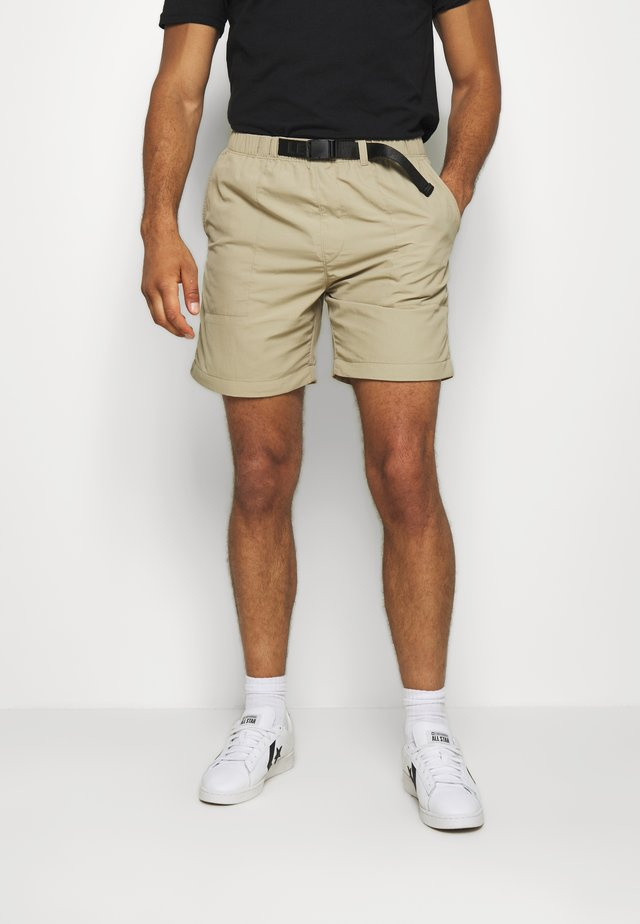 LINED CLIMBER - Shorts - sand