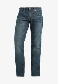 Levi's® - 527 LOW BOOT CUT - Jean bootcut - explorer - 4