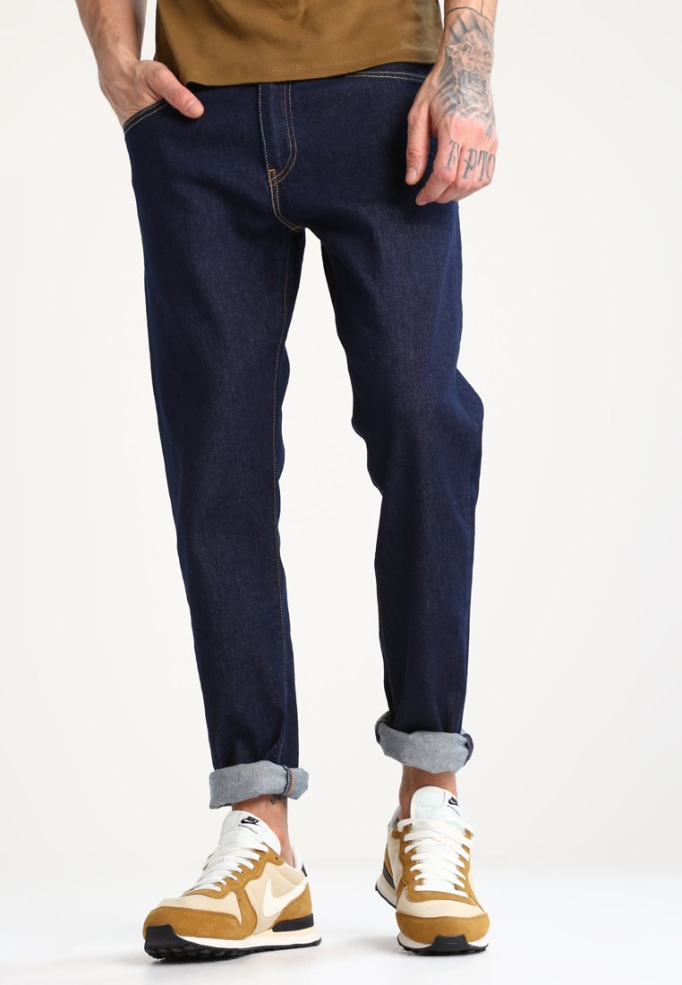 Levi's® - 502 REGULAR TAPER - Jeans Tapered Fit - chain rinse