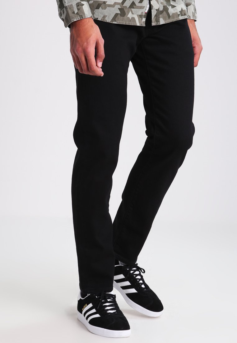 Levi's® - 502 REGULAR TAPER - Jeans Tapered Fit - nightshine