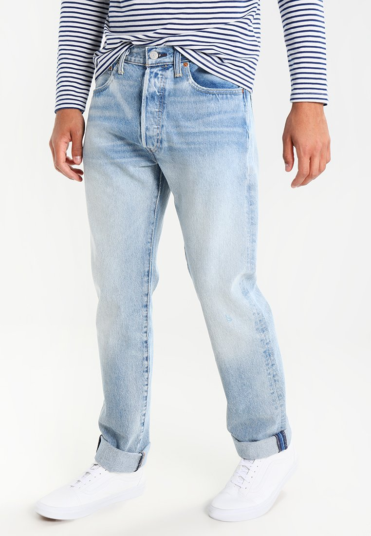 Levi's® - 501 ORIGINAL  - Jeans Straight Leg - mowhawk warp