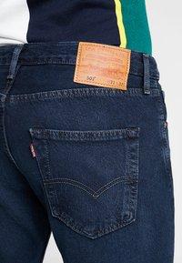Levi's® - 501 ORIGINAL  - Straight leg jeans - dark hours - 5