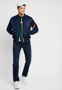 Levi's® - 501 ORIGINAL  - Straight leg jeans - dark hours - 1
