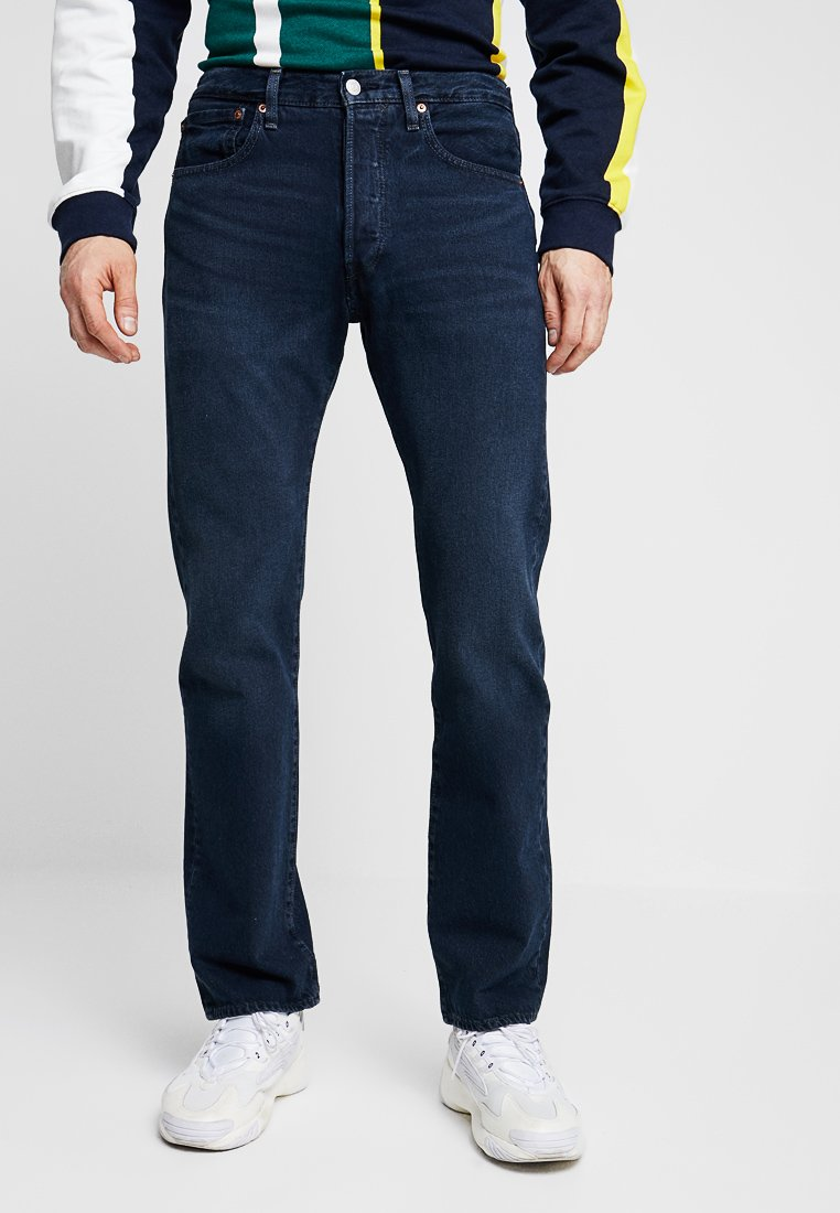 Levi's® - 501 ORIGINAL  - Jeans Straight Leg - dark hours