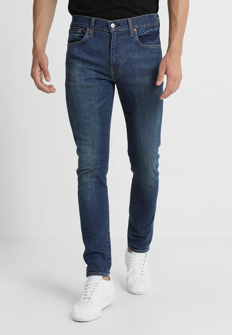 Levi's® - 519 EXTREME SKINNY FIT - Vaqueros pitillo - blue denim