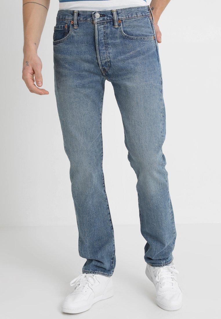 Levi's® - 501 ORIGINAL FIT - Džíny Straight Fit - baywater