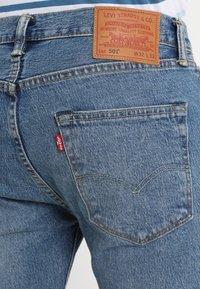 Levi's® - 501 ORIGINAL FIT - Džíny Straight Fit - baywater - 6