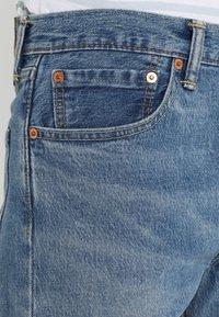 Levi's® - 501 ORIGINAL FIT - Džíny Straight Fit - baywater - 4