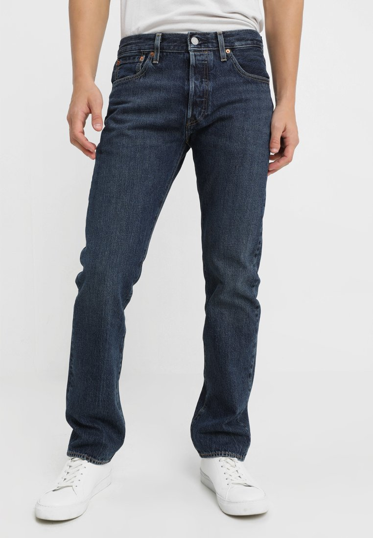 Levi's® - 501 LEVIS ORIGINAL FIT - Jeans a sigaretta - luther blue warp