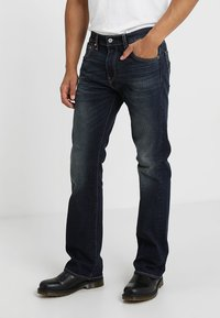 Levi's® - 527 SLIM BOOT CUT - Jeansy Bootcut - ama sequoia - 0