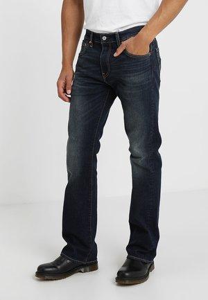 527 SLIM BOOT CUT - Jeans Bootcut - ama sequoia