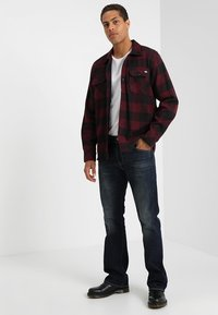 Levi's® - 527 SLIM BOOT CUT - Jeansy Bootcut - ama sequoia - 1
