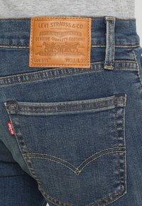 Levi's® - 511 SLIM FIT - Slim fit -farkut - dark blue denim - 5