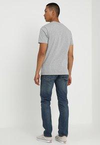 Levi's® - 511 SLIM FIT - Slim fit -farkut - dark blue denim - 2