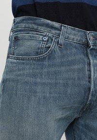 Levi's® - 501® ORIGINAL FIT - Jeans a sigaretta - tissue - 5